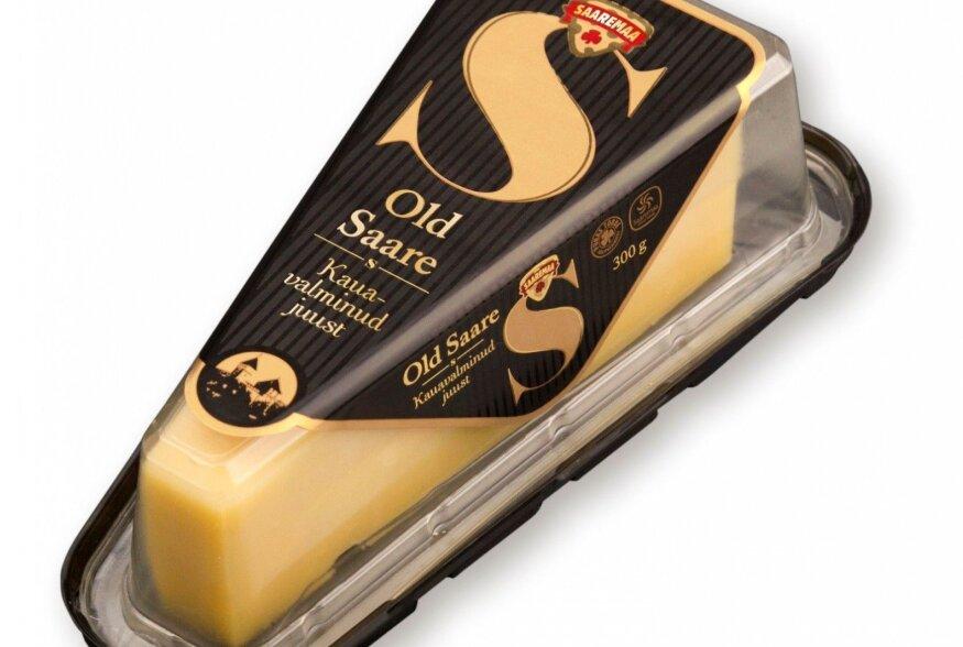 NIMEKIRI: Aasta parimaks toiduaineteks valiti 2017. aastal Old Saare juust