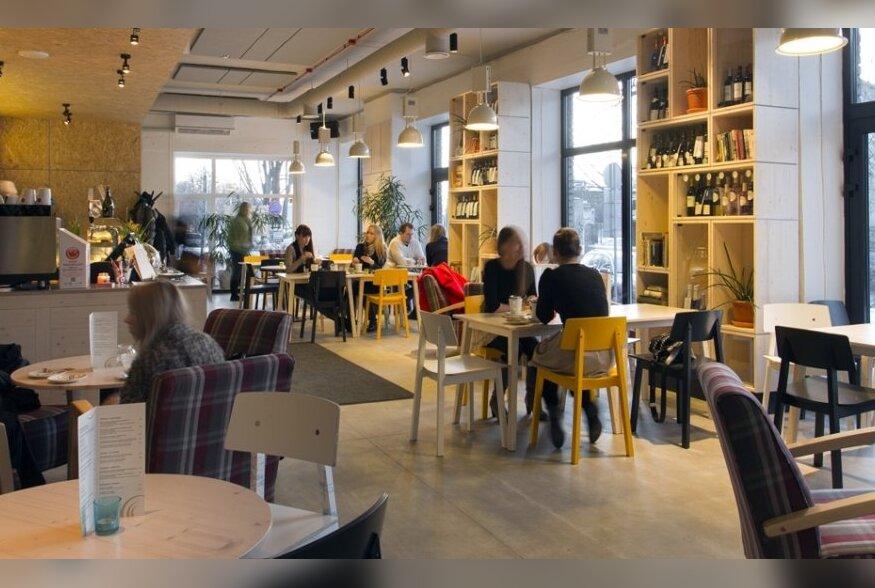 KOHVIJUTUD   Viis Tallinna kõige mõnusamat kohvikut