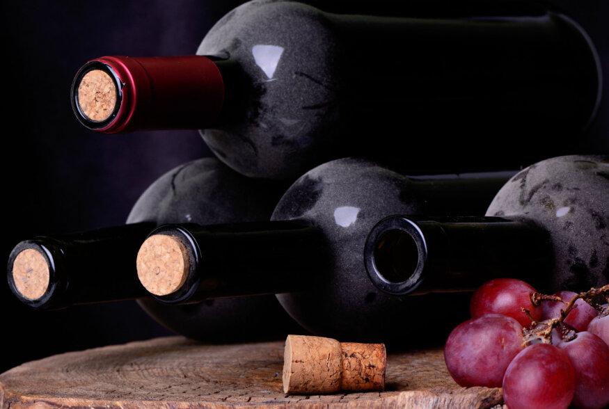 VEINIVALMISTAMISE AJALUGU   Kas grusiinid on tõesti maailma esimesed veinimeistrid?