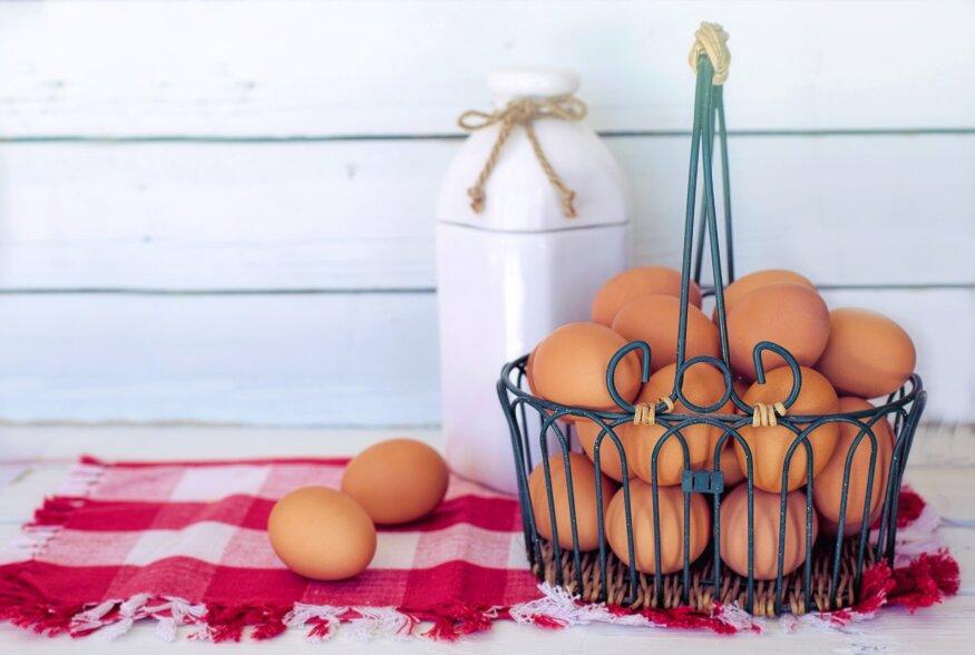 NIPID! Millega asendada küpsetistes muna?