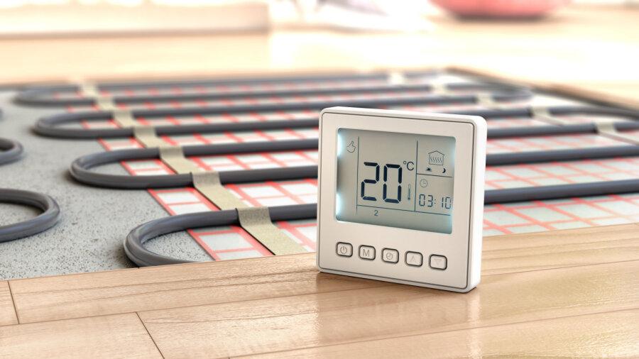 Põrandaküte ja kattematerjal – kuidas need kokku sobitada?