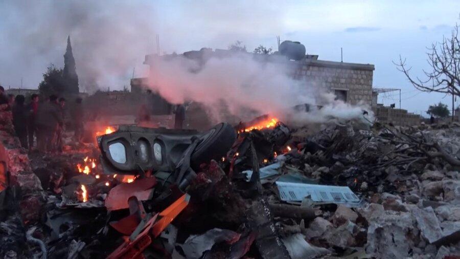 В государственной думе назвали предварительную причину падения Су-25 вСирии