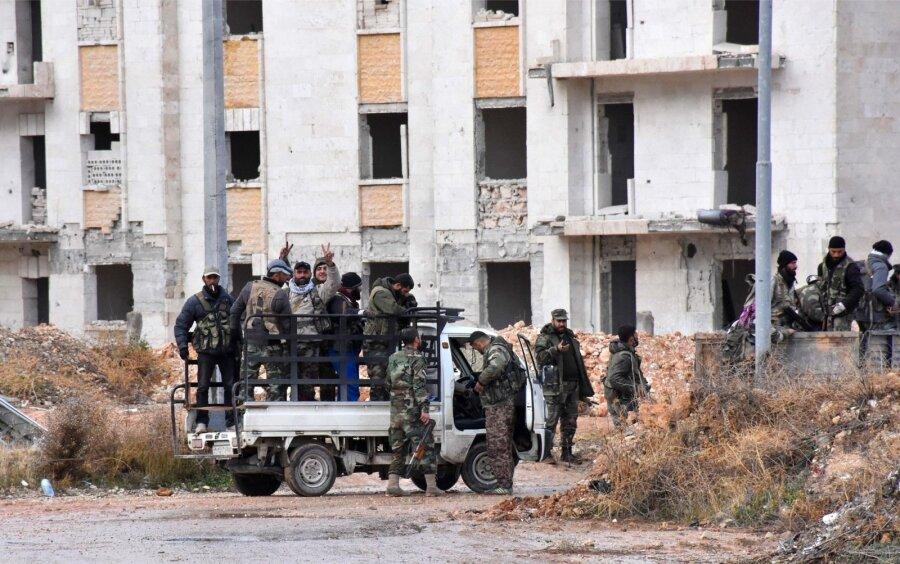 ВАстане предполагается подписание документа почетырём зонам безопасности вСирии