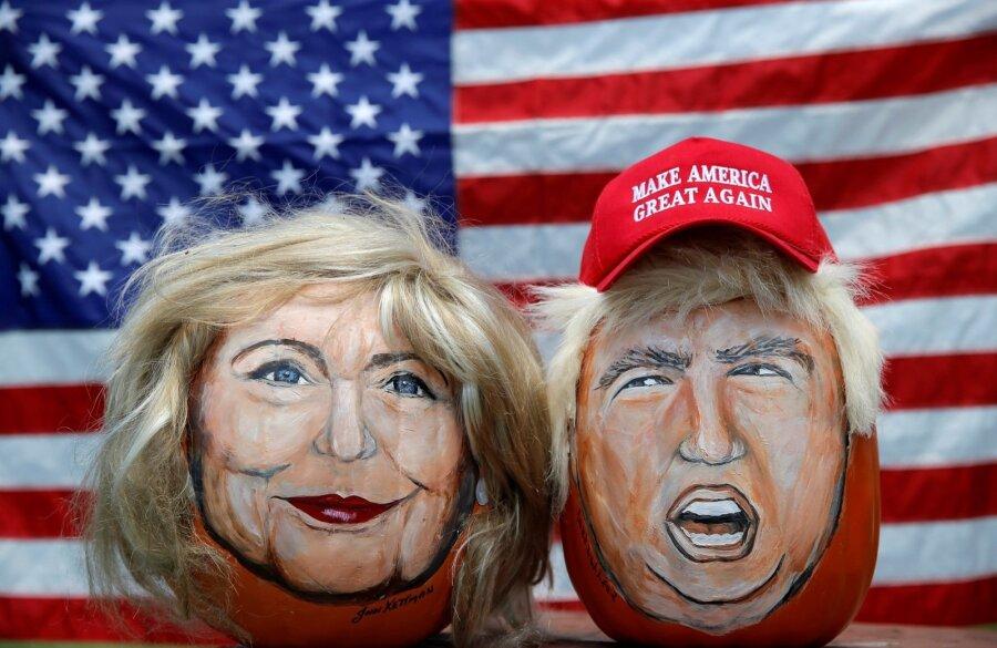 ВСША проголосовали напервом участке: одолела Клинтон