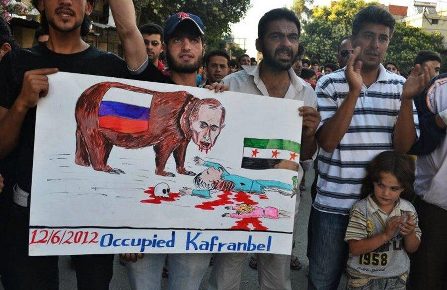 В сирии началась гражданская война