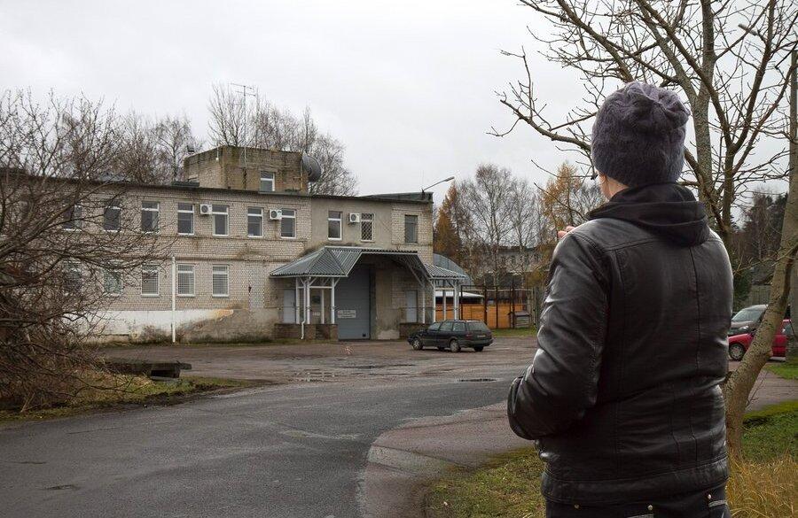 Эстонке заплатят компенсацию за прерванный секс в тюрьме.