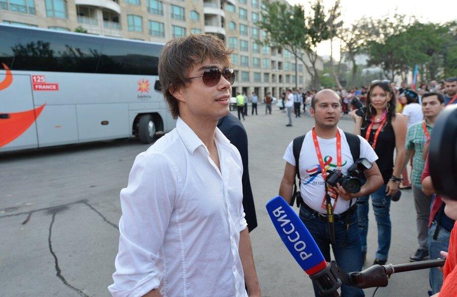 Alexander Rybak Foto: Andres Putting