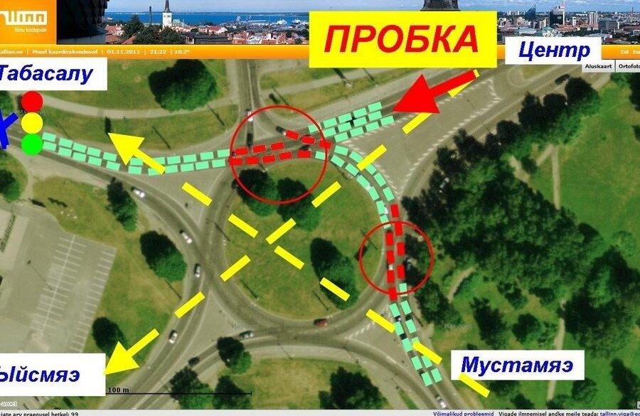 кругу Хааберсти в Таллинне