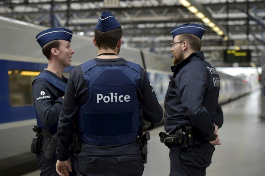Внападении вБельгии виден «террористический след»