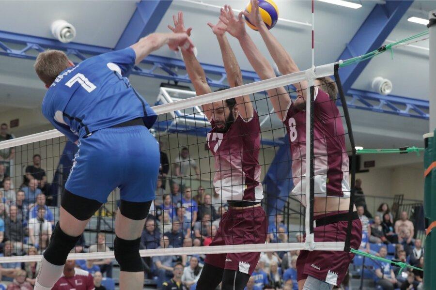 Наши волейболисты едва справилась саутсайдером— натай-брейке