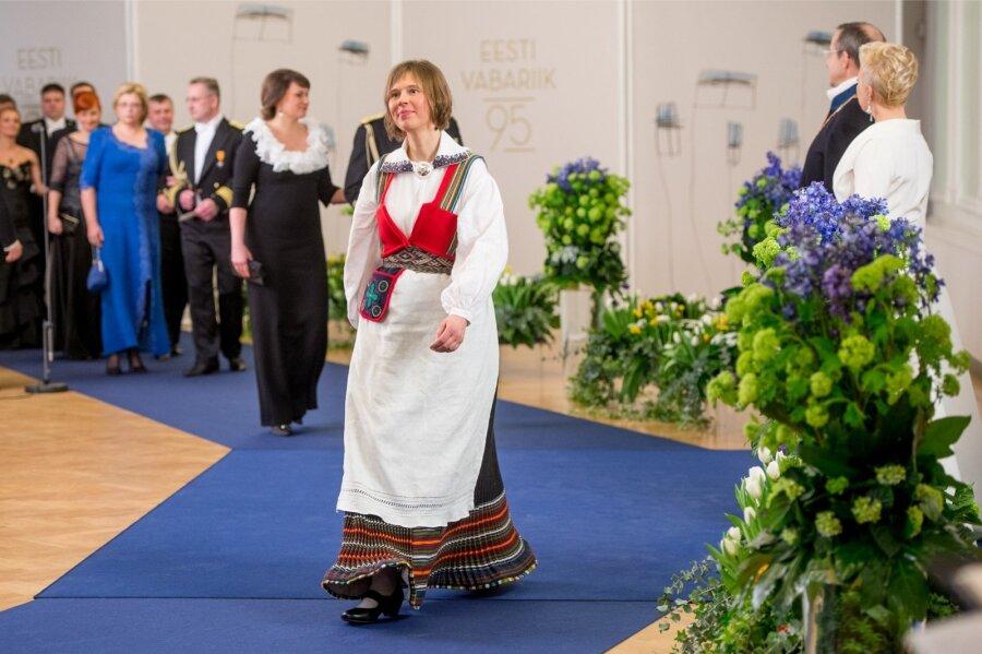 Впрезиденты Эстонии будет баллотироваться карьерный чиновник
