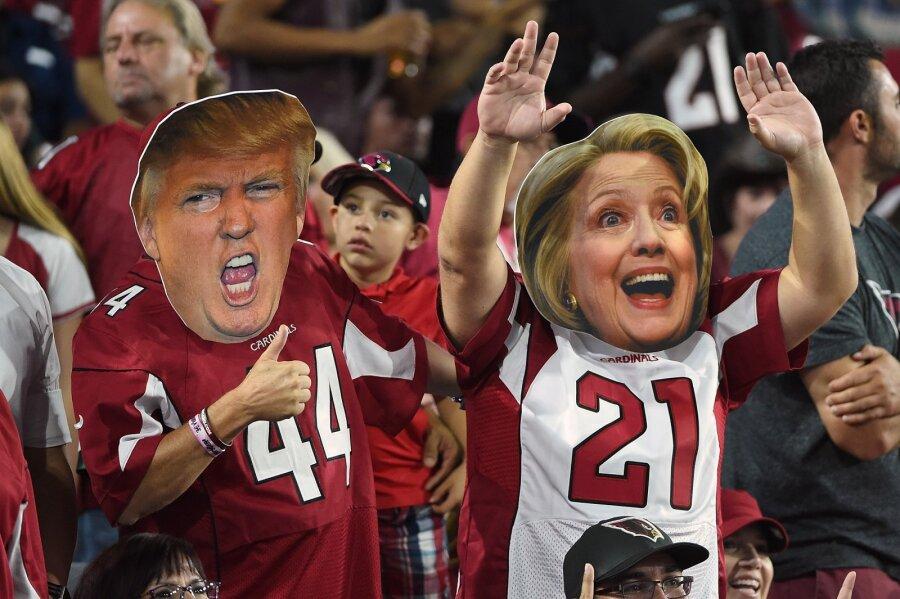 Трамп объявил обопасности массовых фальсификаций навыборах вСША