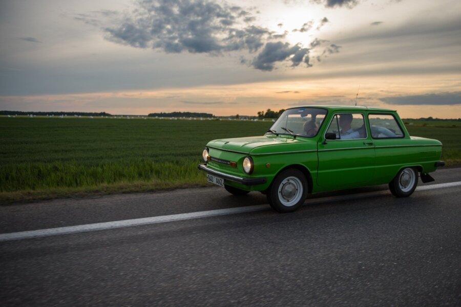 ВФинляндии нааукцион выставят старые советские машины