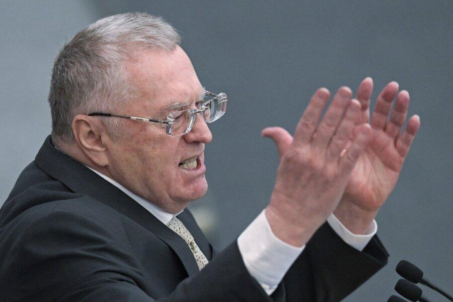 Жириновский попросил у Государственной думы полмиллиарда наизбирательную кампанию