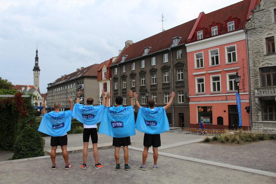 VIDEO   Grite tunnustab maratoonareid: iga osaleja on võitja, keegi ei kaota