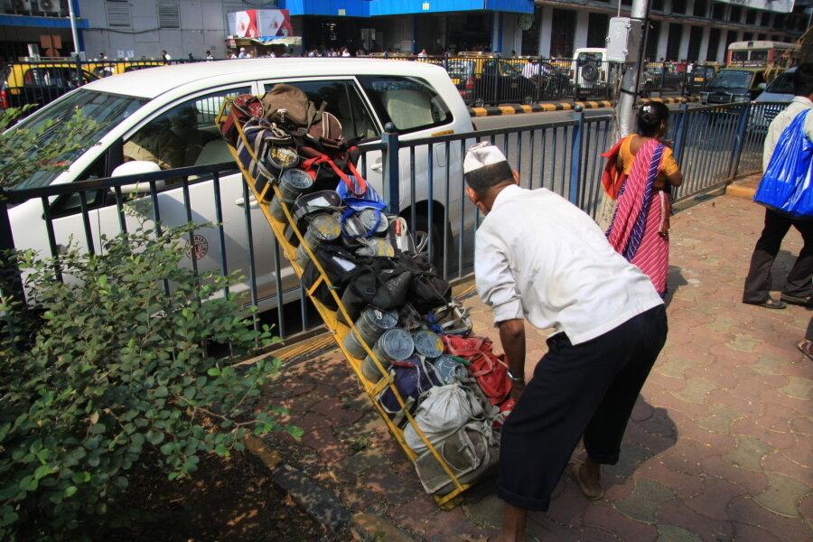 Kas teate, kes on  dabbawalad ? India parimad toidutransportijad toidavad 80 miljonit inimest aastas