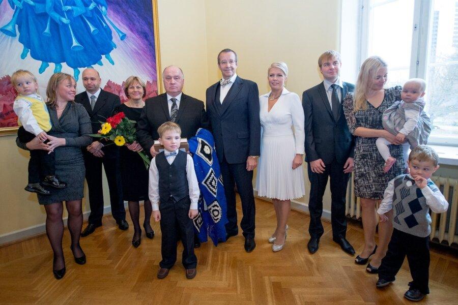 Aasta isa väljakuulutamine Estonias-50