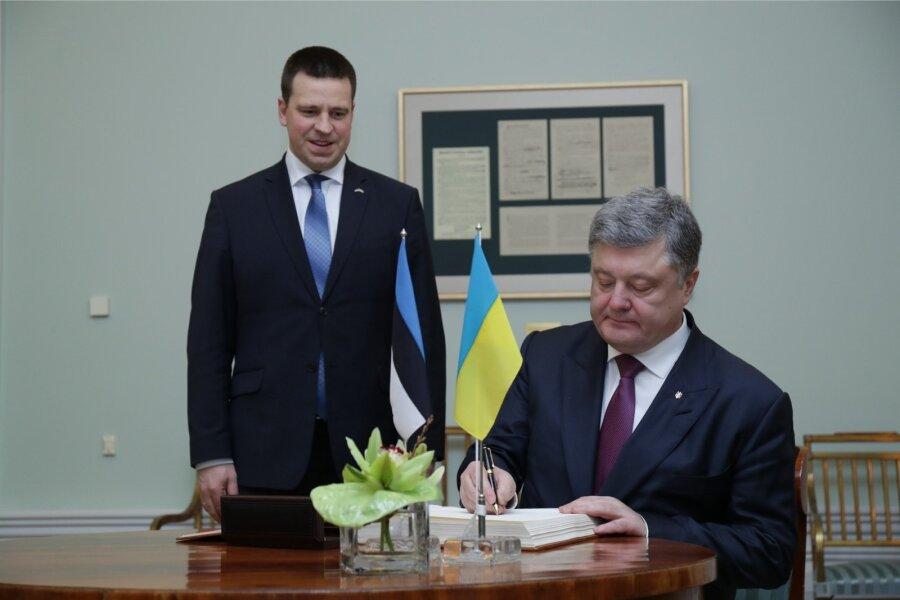 Эстония ждет, что Украина совсем скоро исключит ееизсписка офшоров