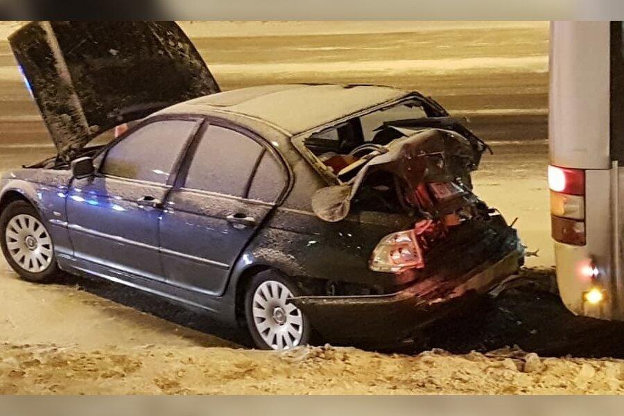 Õnnetus Laagna teel