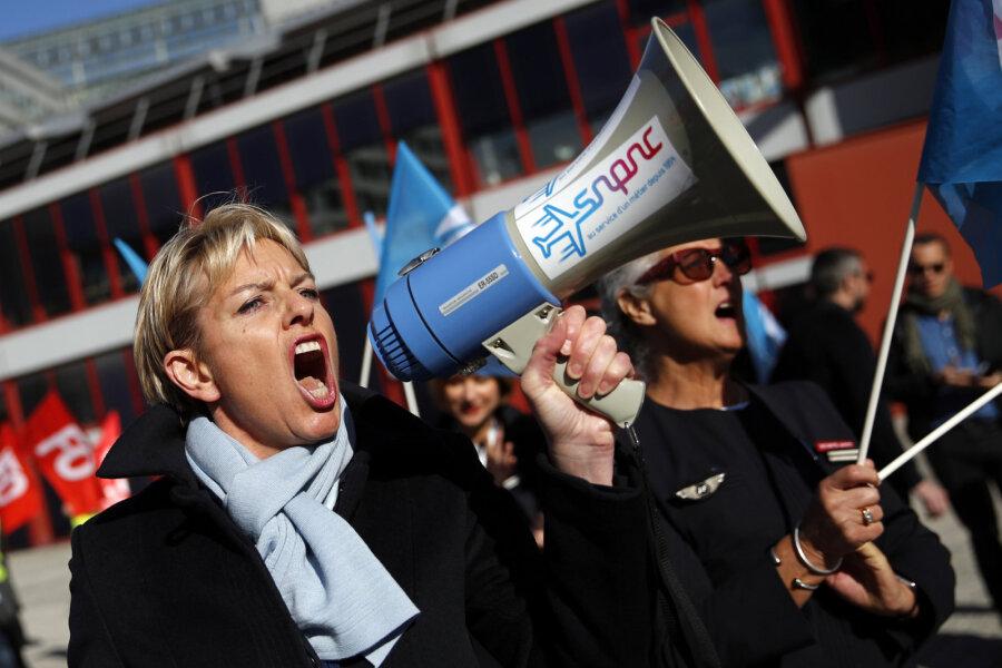 «Аэрофлот» изменил расписание рейсов из-за забастовки вИталии
