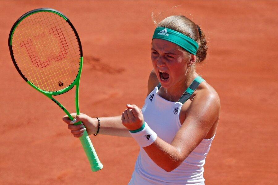 Елена Остапенко потерпела поражение настарте «Ролан Гаррос»