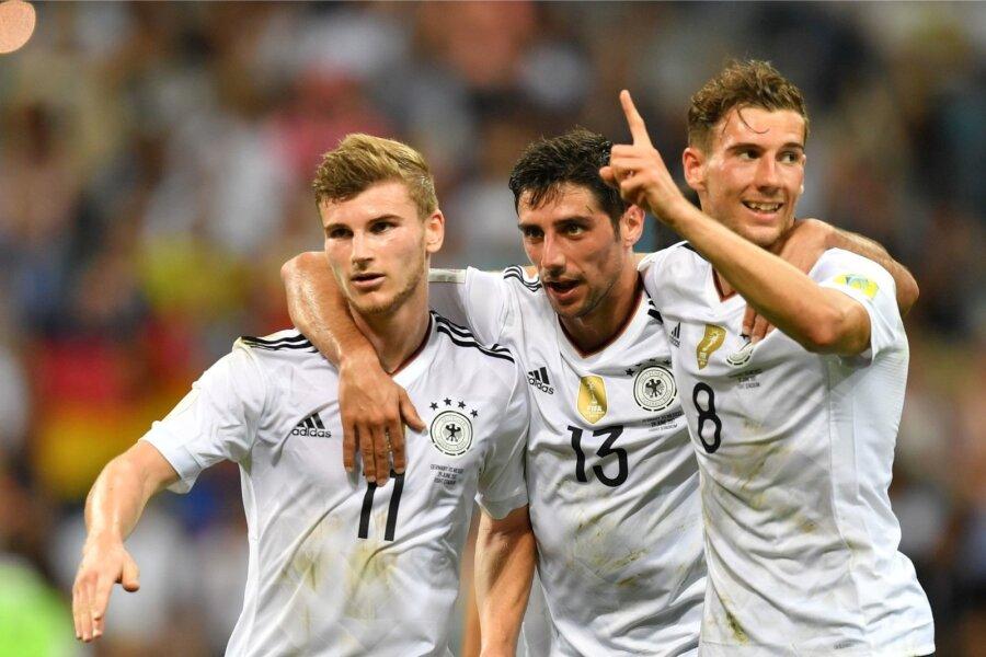 Германия— Мексика. Прогноз наматч Кубка Конфедераций 29июня 2017г