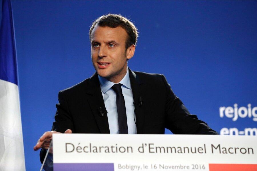 Прошлый министр экономики Франции поборется запрезидентское кресло