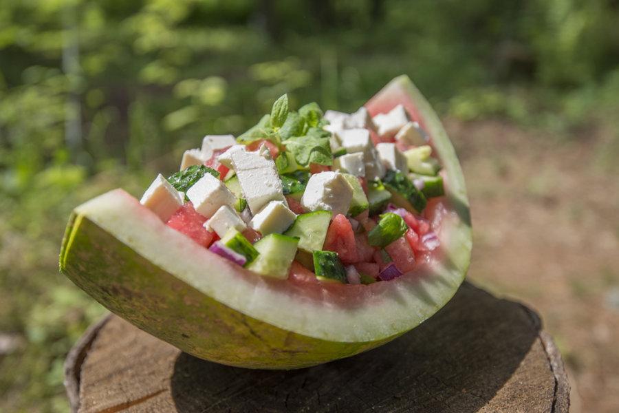 Maitsev ja kasulik ühe korraga ehk arbuusi seitse tervislikku omaduset