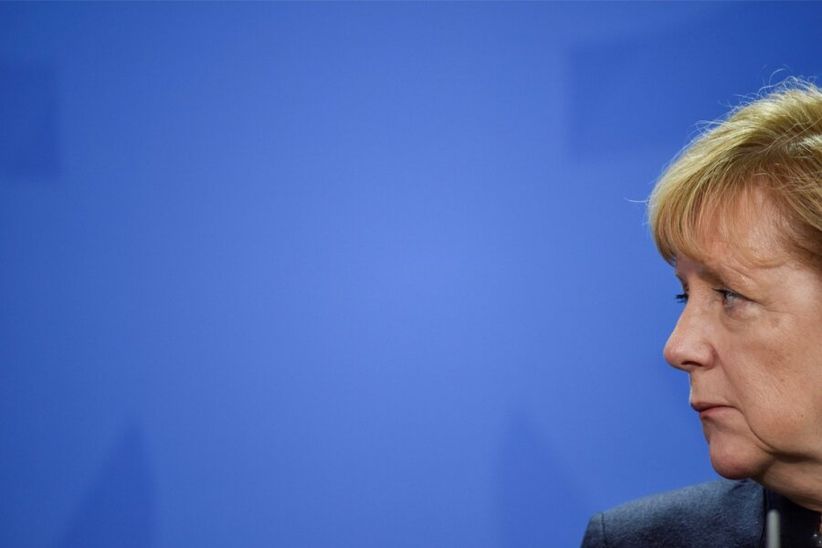 Ангела Меркель хочет ужесточить санкции против РФ