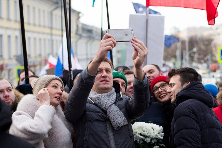 Милиция отказалась отвечать за«негативные последствия» акции Навального