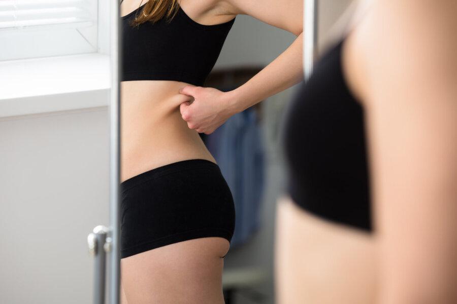 Одежда ипосуда могут служить помехой уменьшению веса