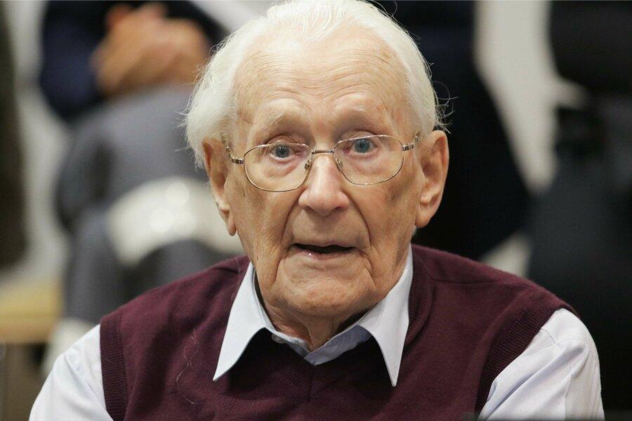 Суд Германии подтвердил вердикт «бухгалтеру Освенцима»