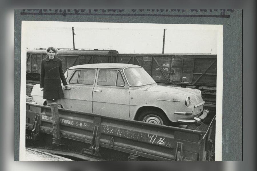 VANAD FILMIKAADRID 1964: Uuem ja kaasaegsem Moskvitš 408 jõuab Tallinnasse!