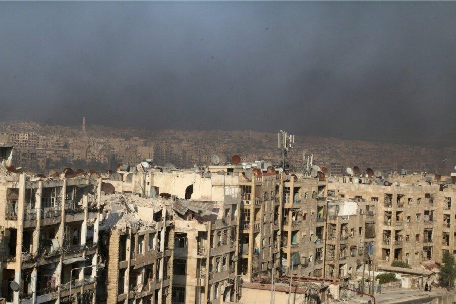 Российская Федерация призывает ктщательному изучению удара коалиции посирийским войскам