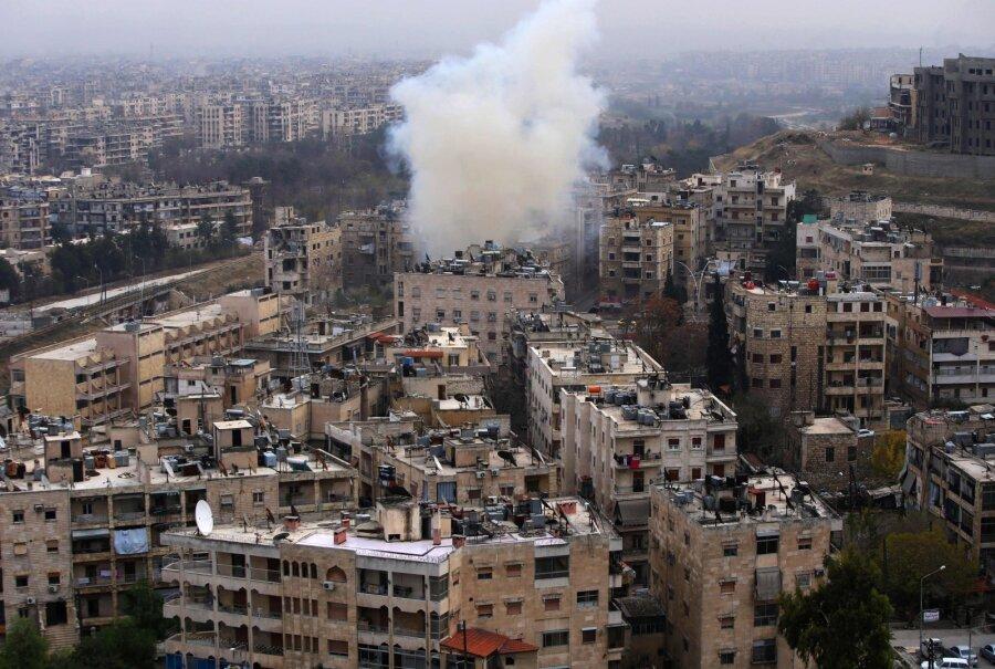 Предложенный вСБ ООН проект резолюции поСирии подрывает усилия РФ — МИД