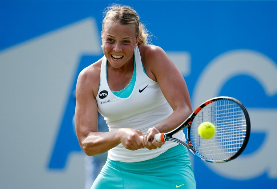 Цуренко вышла вчетвертьфиналы теннисного турнира вкитайском Гуанчжоу