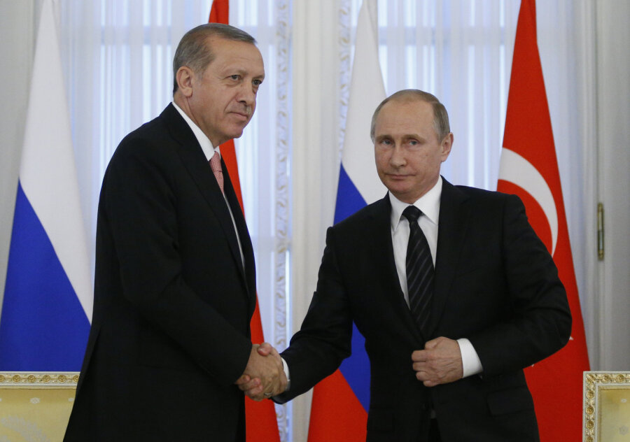 Эрдоган установил США ультиматум: либо Турция, либо Гюлен