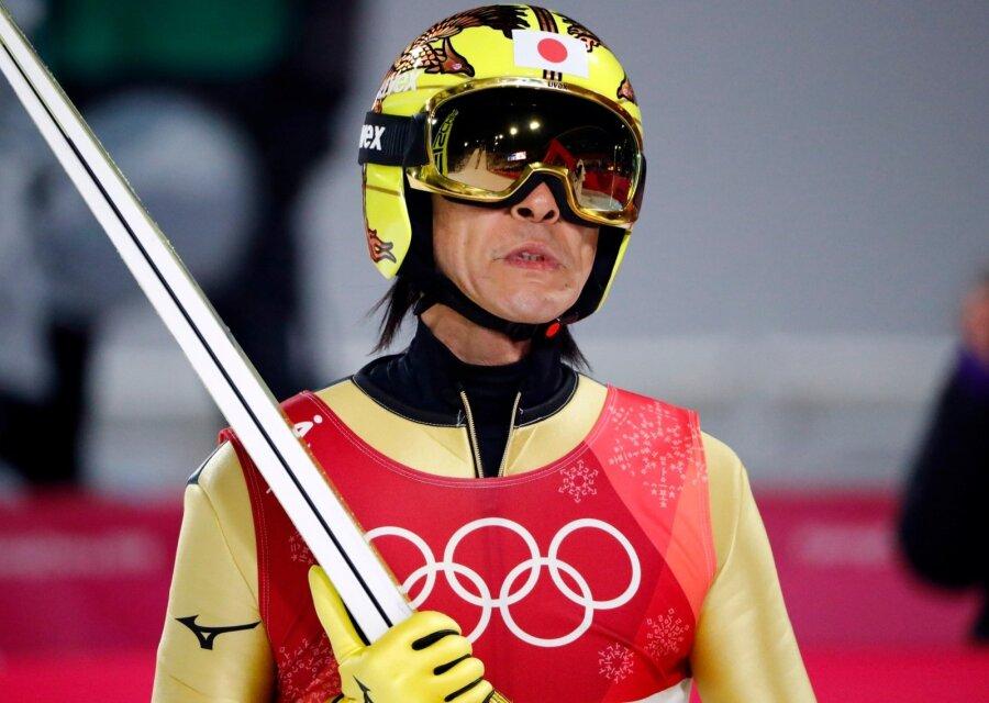 Японский горнолыжник установил впечатляющий рекорд Олимпийских игр