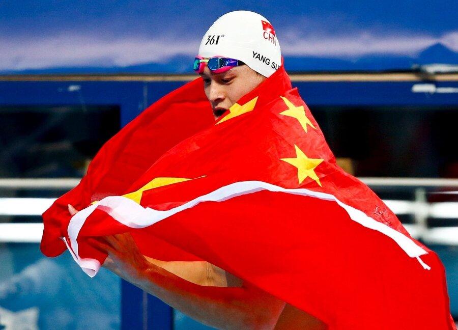 Пловец Лакур: «Укитайца Сун Яня анализы фиолетового цвета»