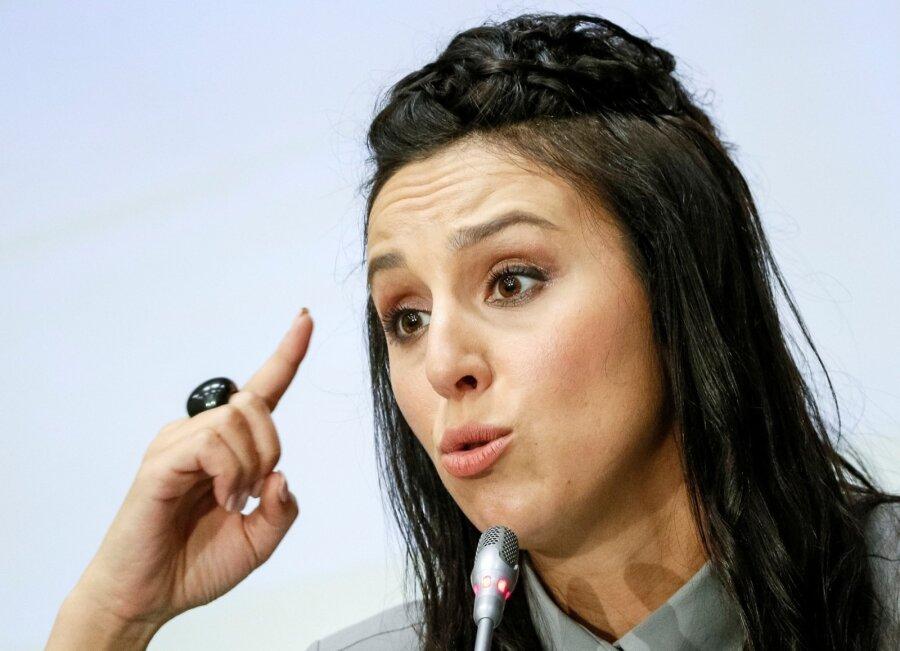 Украинский блогер заявил, что Джамала нарушила правила «Евровидения»