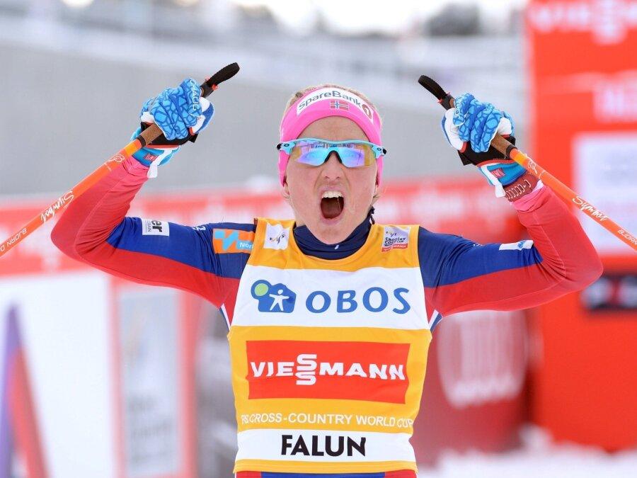 Терезе Йохауг сдала положительный допинг-тест наклостебол