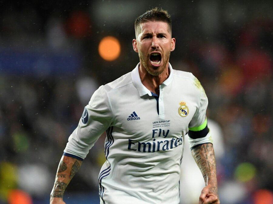 «Реал» одержал победу Суперкубок Европы