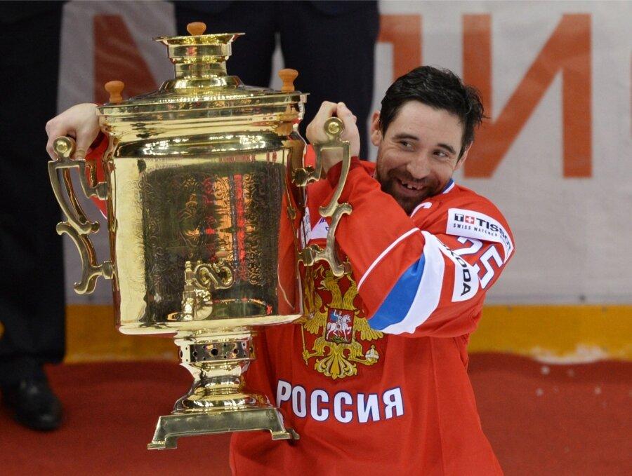 Одного из наилучших русских хоккеистов дисквалифицировали надва года задопинг