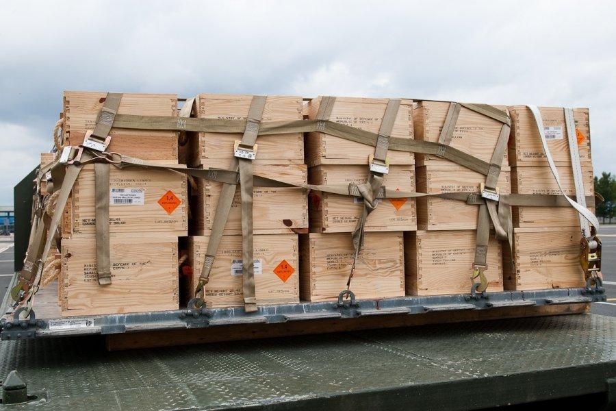 Литва проинформировала о поставке боеприпасов Украине