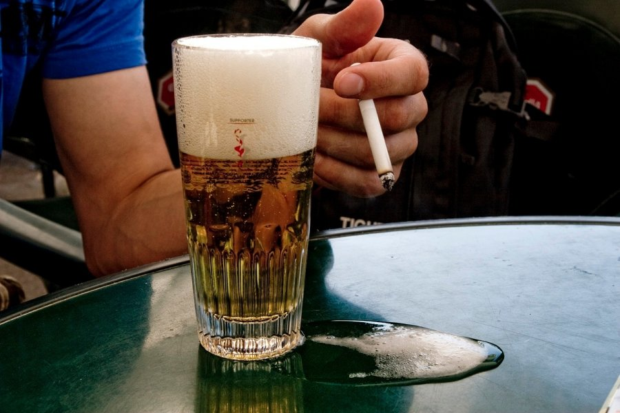 increasing taxes on alcohol and cigarettes essay