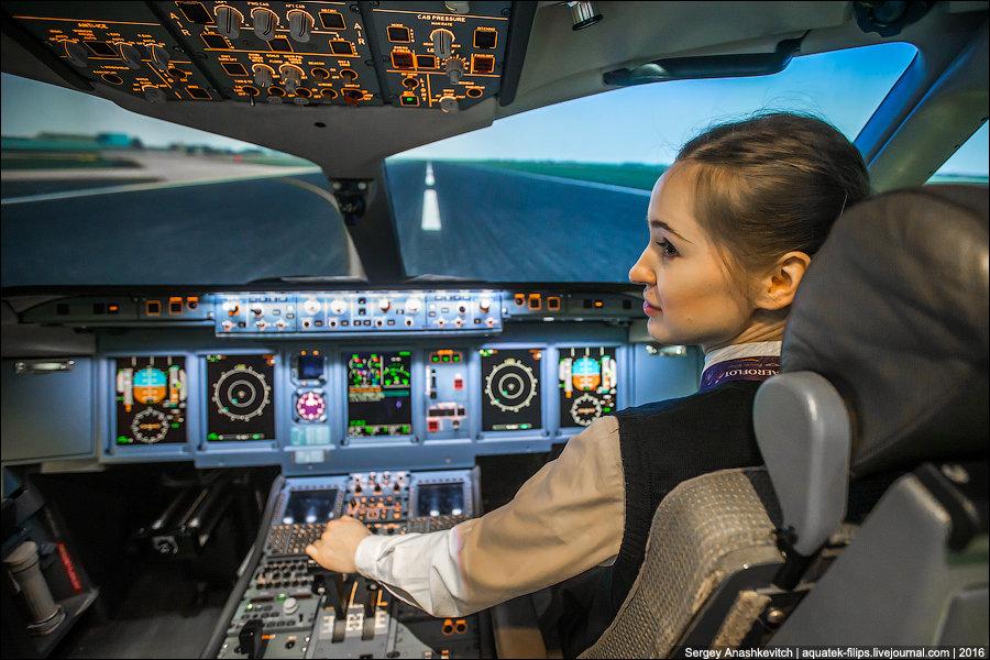 познакомиться с пилотом аэрофлота
