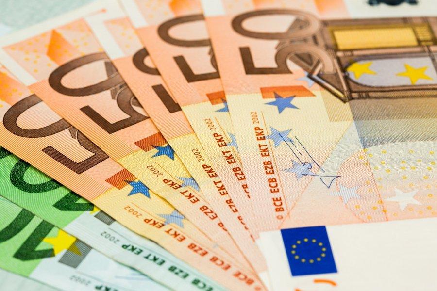 raha euro suudella