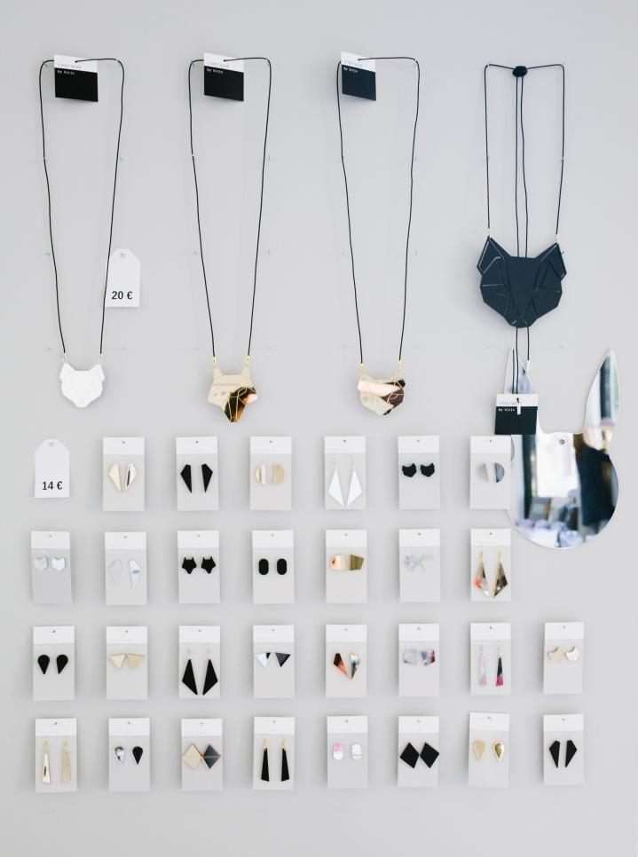eesti disain kõrvarõngad
