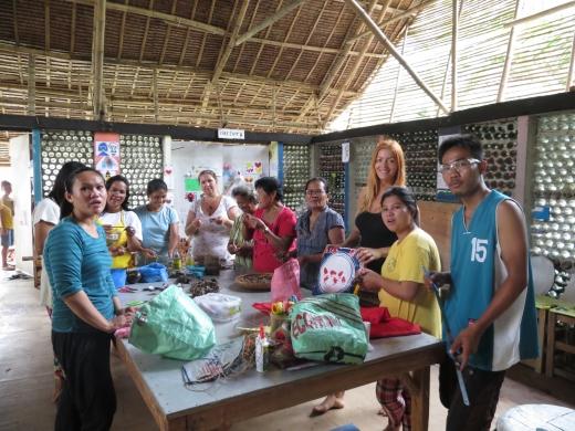 MTÜ Andakidz vabatahlikud Anni Ansmann ja Janika Printsmann õpilastega