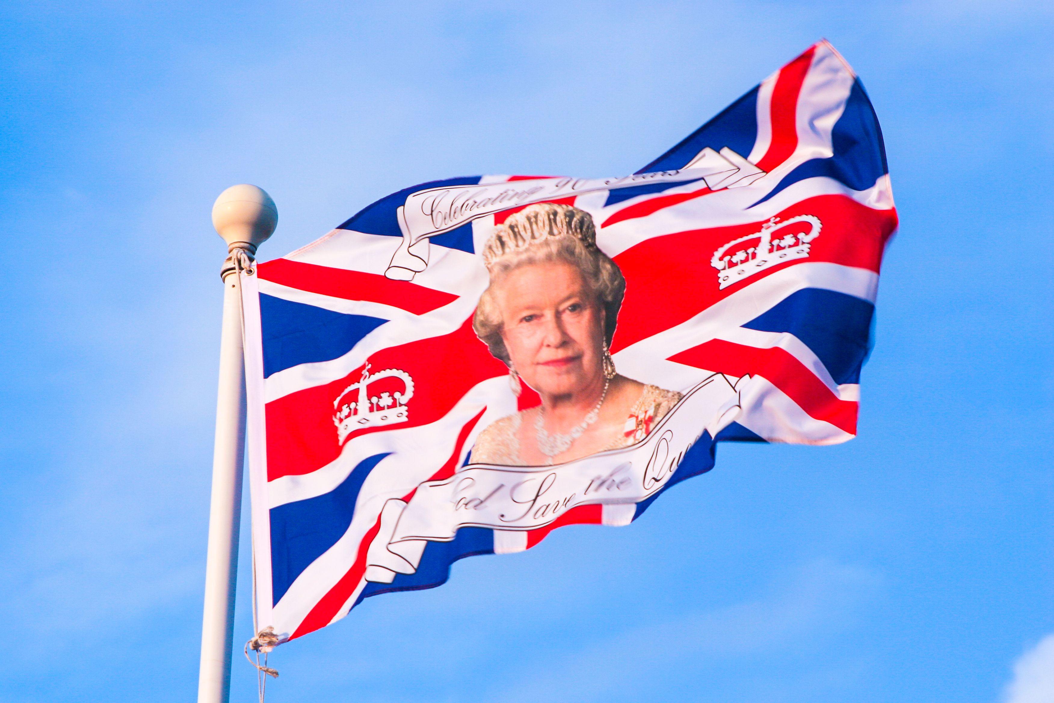 Kuninganna Elizabeth II. Allikas: Vidapress